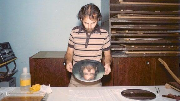 Goldene Schallplatte - Kontrolle