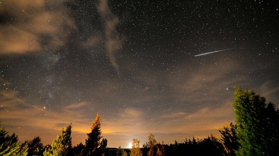 Perseiden Meteoritenschauer | MDR.DE