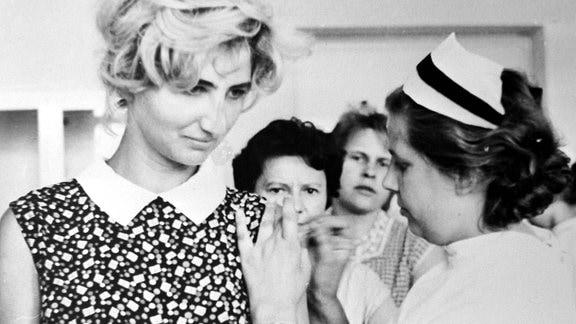Pockenimpfung Polen