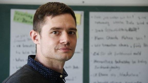 Der Soziologe Janosch Schobin im Porträt.