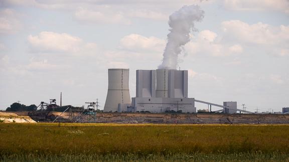 Das Kraftwerk Lippendorf