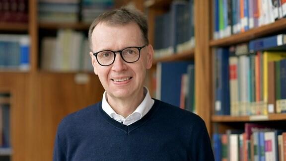 Professor Christian Bogdan vom Universitätsklinikum Erlangen