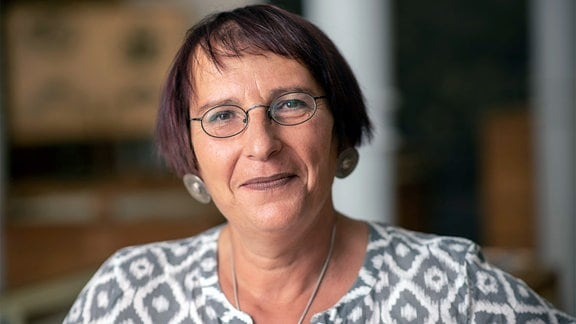 Professor Madelaine Böhme