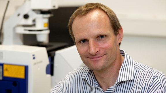 Professor Michael Schaefer von der Universität Leipzig