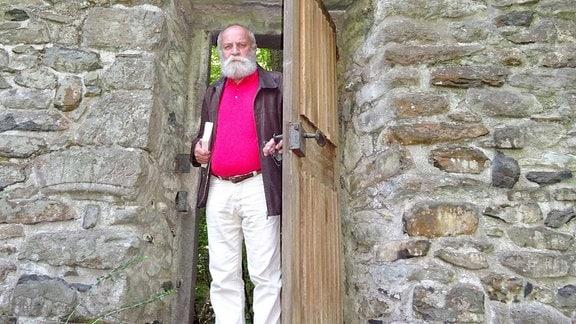 Professor Rudolf Simek