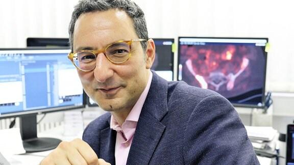 Professor Samer Ezziddin, Direktor der Klinik für Nuklearmedizin, Universität des Saarlandes