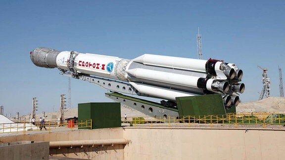Proton Rakete Russland