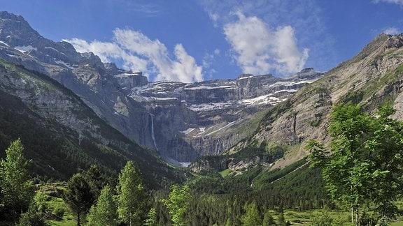 Berge in Frankeich