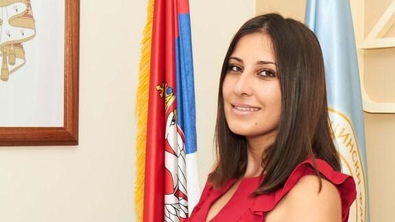 Doktorandin Marija Milic