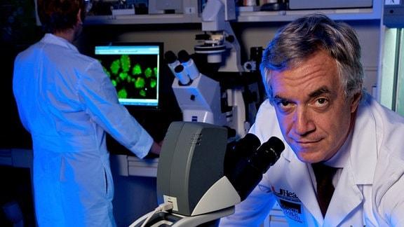 Camillo Ricordi, Leiter des Diabetes Research Institute der Uni Miam