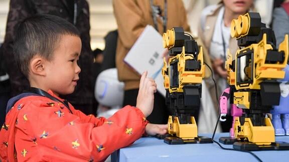 Roboter als Lernhelfer