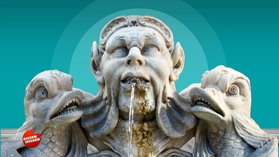 alte Römer erbrechen