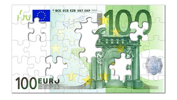 100-Euro-Puzzle