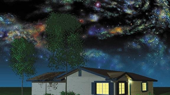 SETI@Home Suche nach extraterrestrischem Leben