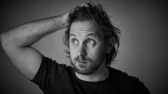 Passionierter Klarträumer und Klartraum-Coach Simon Rausch im Portrait.