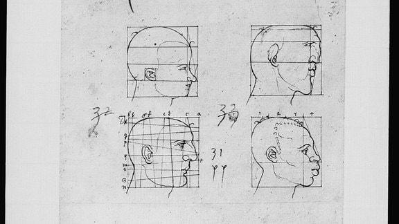 Albrecht Dürer: Steinmetz und Geometer.