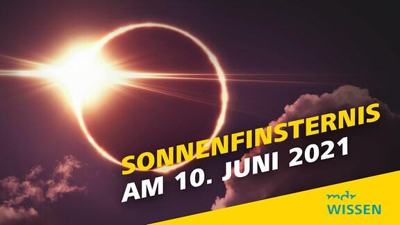 Sonnenfinsternis am 10. Juni 2021