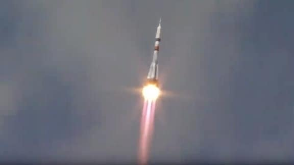 Soyus-Rakete