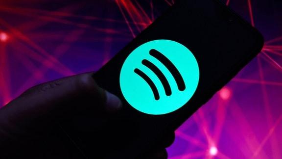 Das Spotify Logo