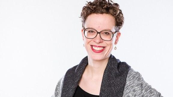 Die Kommunikationswissenschaftlerin Prof. Stefanie Molthagen-Schnöring.