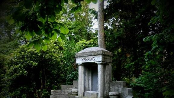 Impressionen vom Leipziger Südfriedhof