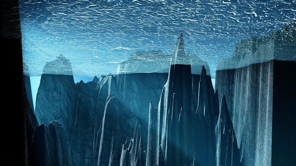 Der Arktische Ozean war einst mit Süßwasser gefüllt - MDR