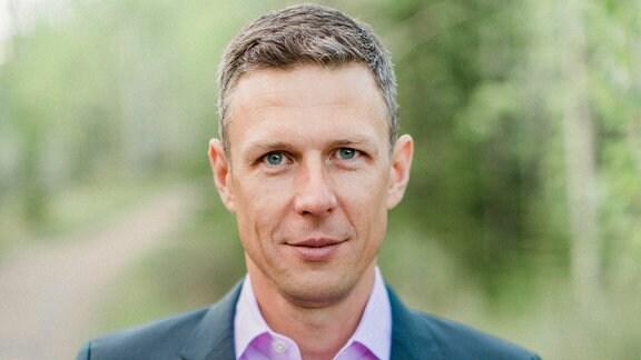 Soziologe Torsten H. Voigt im Portrait.
