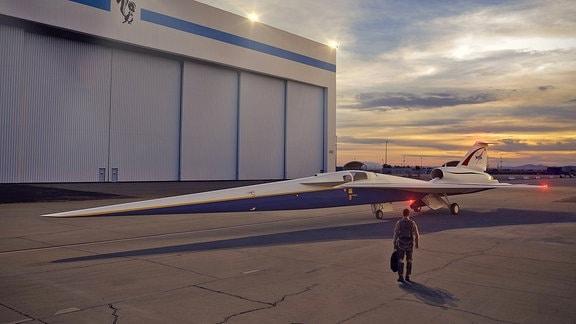 Überschallflugzeug