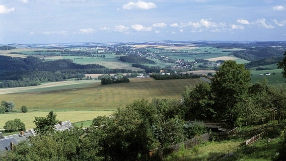 Umland von Weißenfels