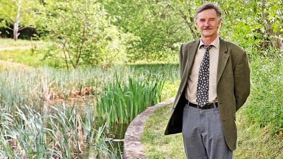 Prof. Dr. Josef H. Reichholf, 2007