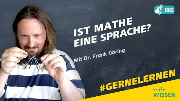 MDR WISSEN #gernelernen Mathe Sprache DGS