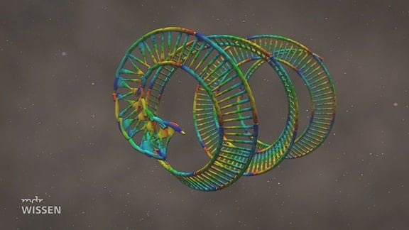 Grafik DNA Strang