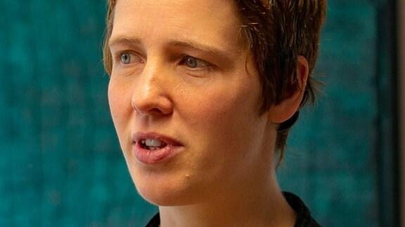 Viola Priesemann leitet eine Forschungsgruppe am Max-Planck-Institut für Dynamik und Selbstorganisation