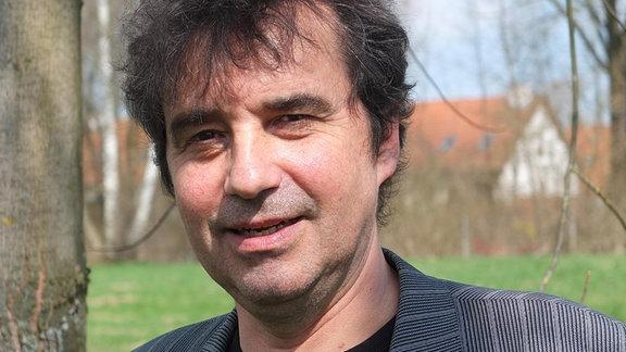 Dr. Volker Fingerle vom Nationalen Referenzzentrum für Borrelien