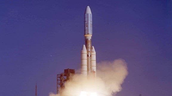 Voyager 1 Launch 1977