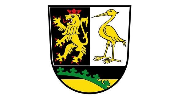 Wappen Landkreis Greiz