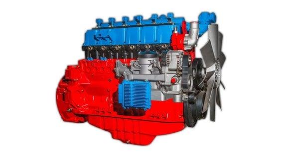 Emissionsfreier Wasserstoffmotor