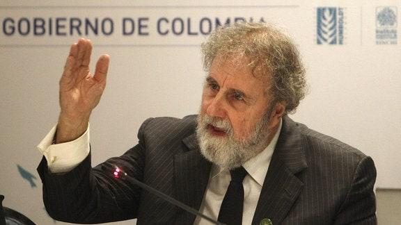 IPBES-Präsident Robert Watson