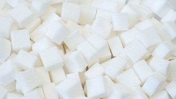 Würfelzucker