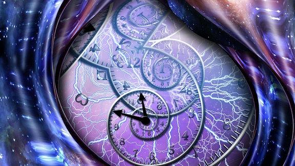 Zeit-Spiralen