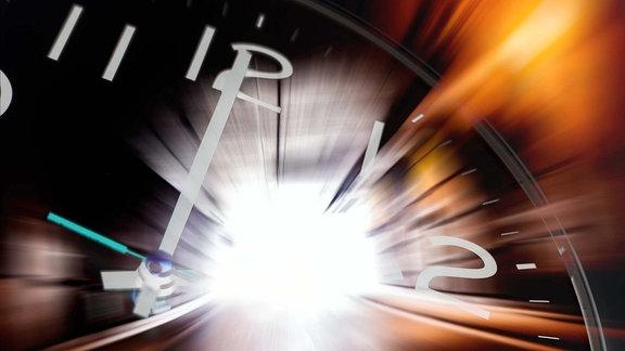 Zeitreise Lichtgeschwindigkeit