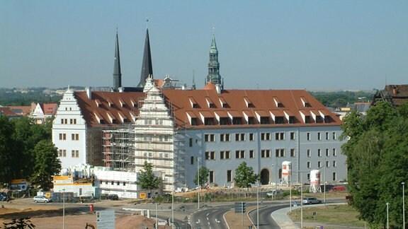 Schloss Osterstein restauriert