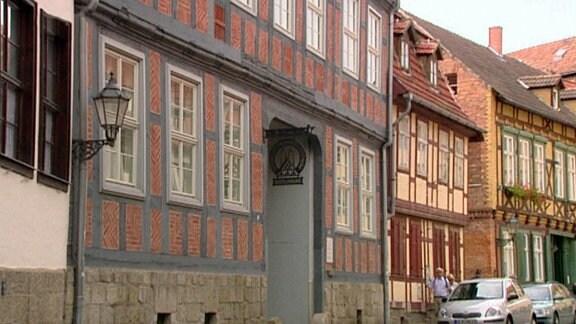 Fachwerkzentrum Quedlinburg