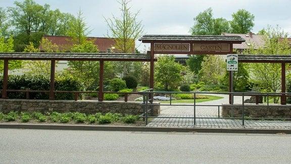Magnoliengarten