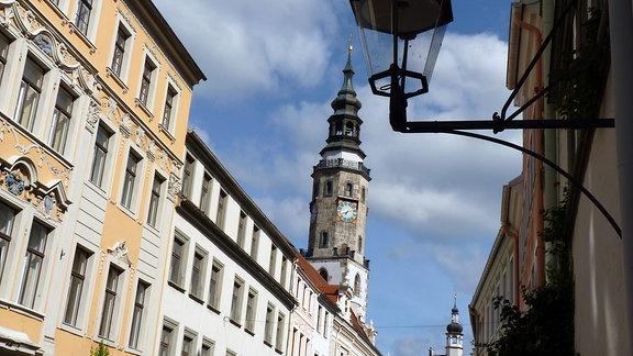 Rathausturm in Görlitz