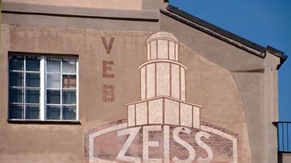Dresden Zeiss Firmenlogo