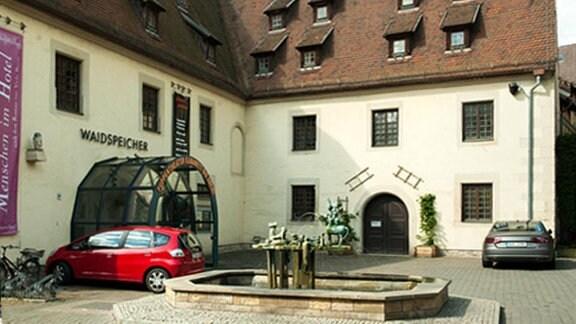 Erfurt Andreasviertel