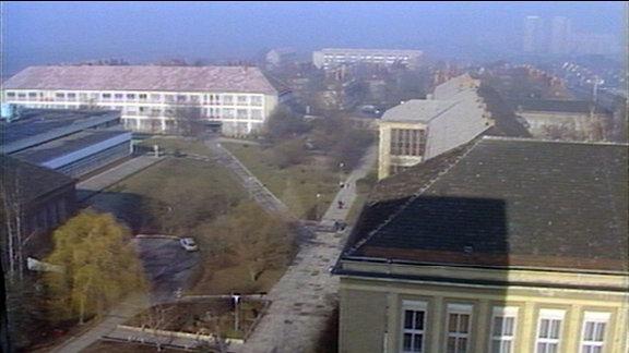 Pädagogische Hochschule früher