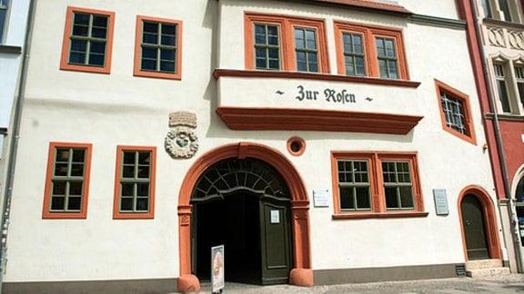 "Jena Haus ""Zur Rosen"", Studentenklub"