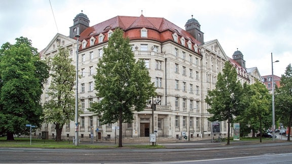 Leipzig Runde Ecke